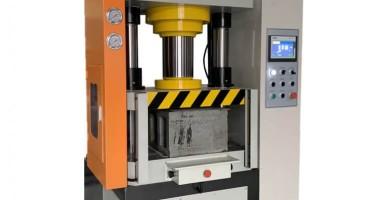 High Precision Servo Hydraulic Press Machine For Minting