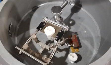 Centrifugal Casting Machine for Platinum