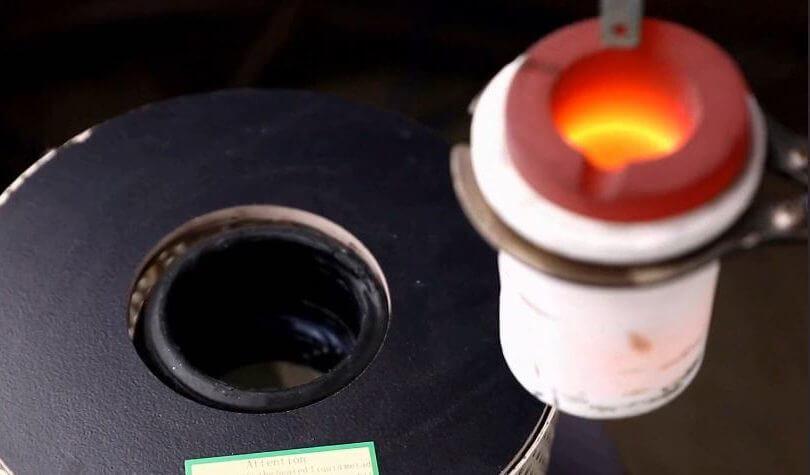 1kg Gold Melting Equipment