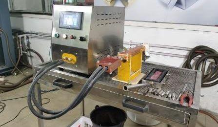 Portable Platinum Melting Machine