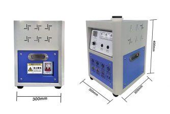 1-2kg Mini Gold Melting Furnace