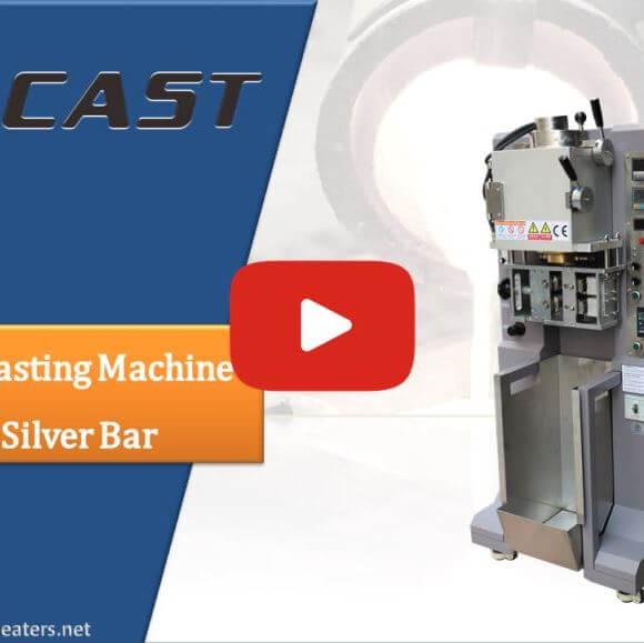 Continuous Casting Machine For Precious Metal