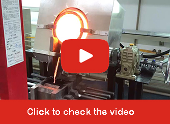 Manual Tilting Metal Melting Furnace2