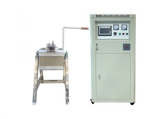 Motor Tilting Metal Melting Furnace2