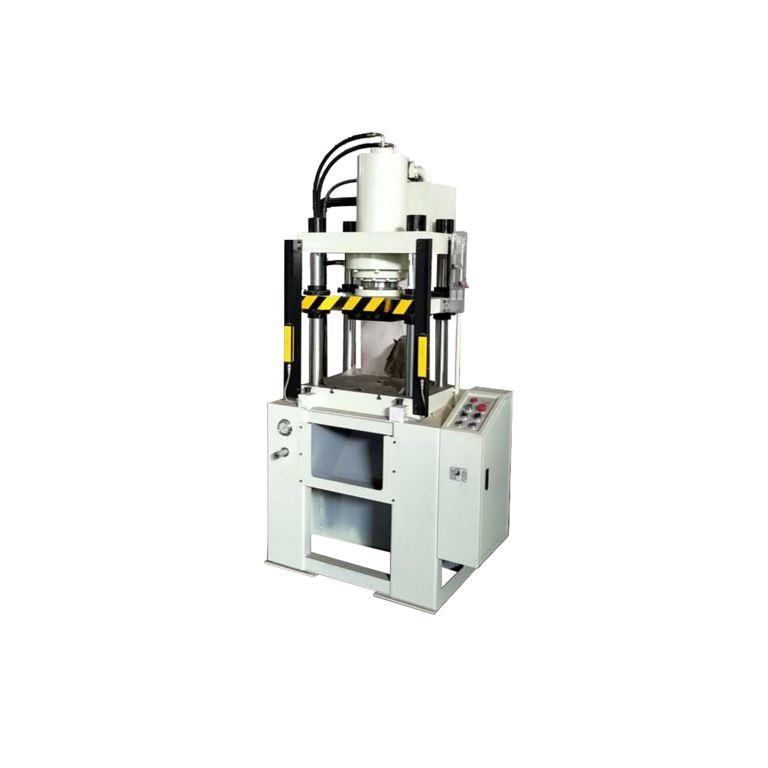 hydraulic logo stamping machine
