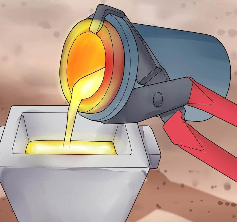 How to select a metal melting furnace manufacturer  correctly?