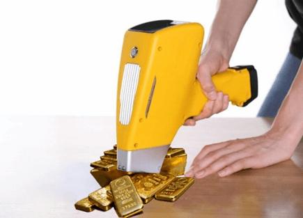 gold test machine