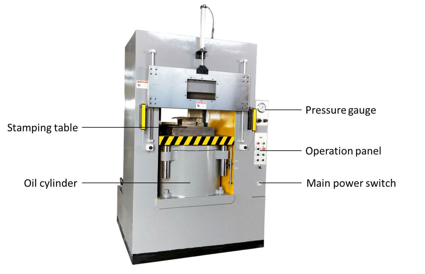 Hydraulic Press For Minting