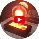 1-10kg Integrated Gold Melting Machine