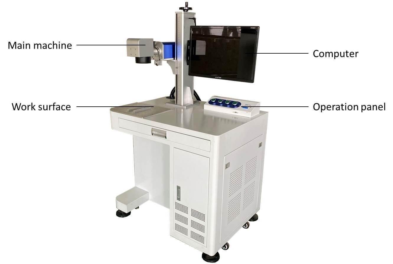 laser marking machine details