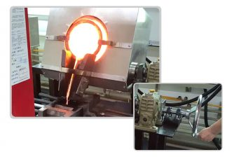 manual Motor Tilting Metal Melting