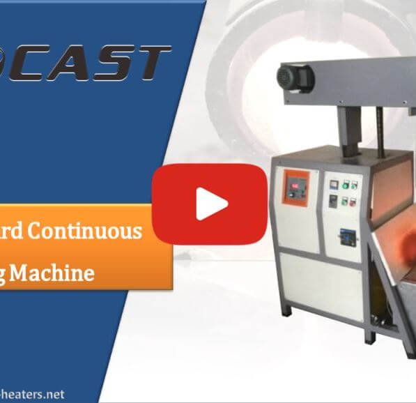 Small Upward Continous Casting Machine