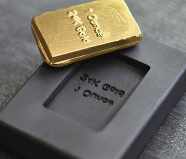 How to make good qulaity gold bar?