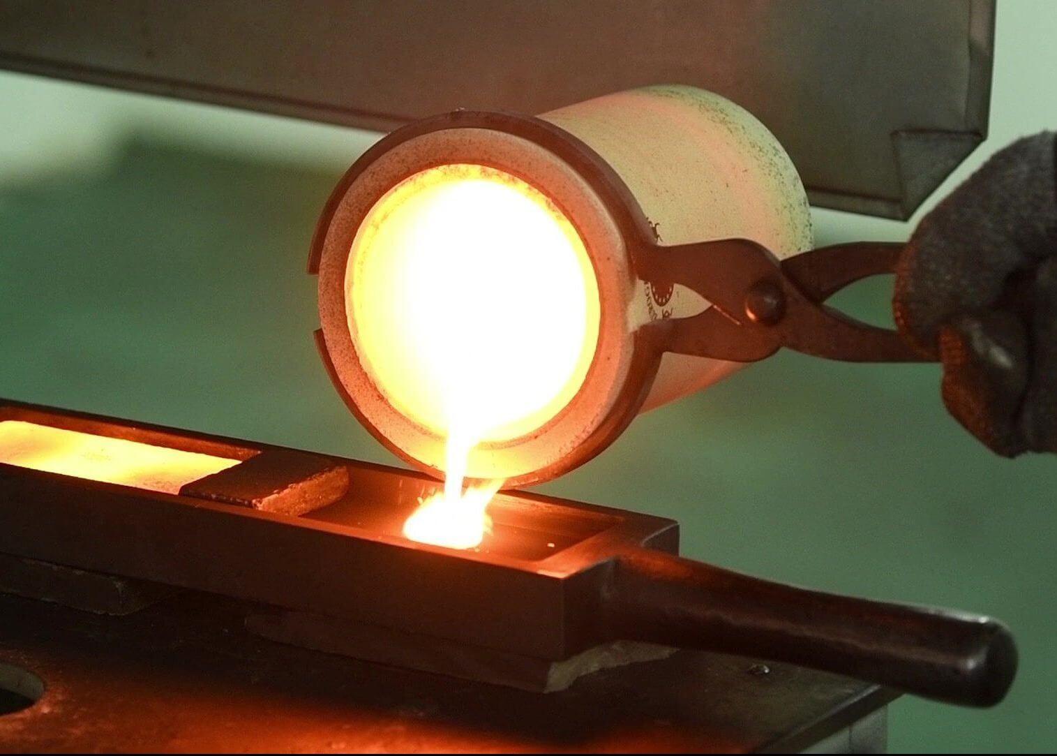 buy precious metal melting furnace