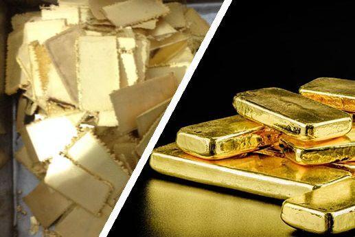 Gold Refinery Machine