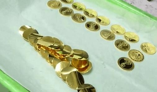 Coins Hydraulic Press