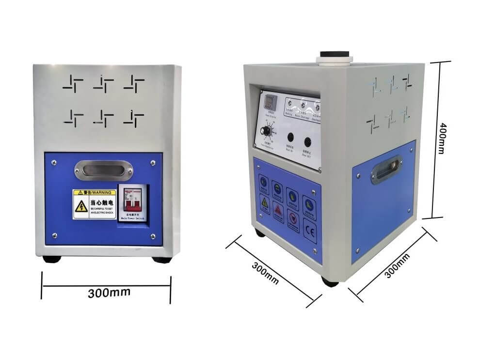 How to purchase the right 1kg 2kg small gold melting machine