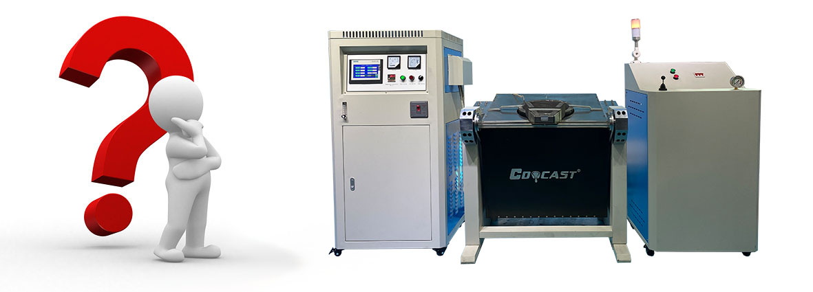 Are You Satisfied With Your Current Metal melting machine