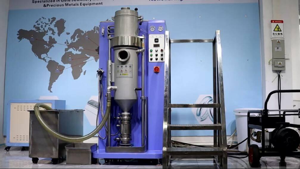 granule casting equipment