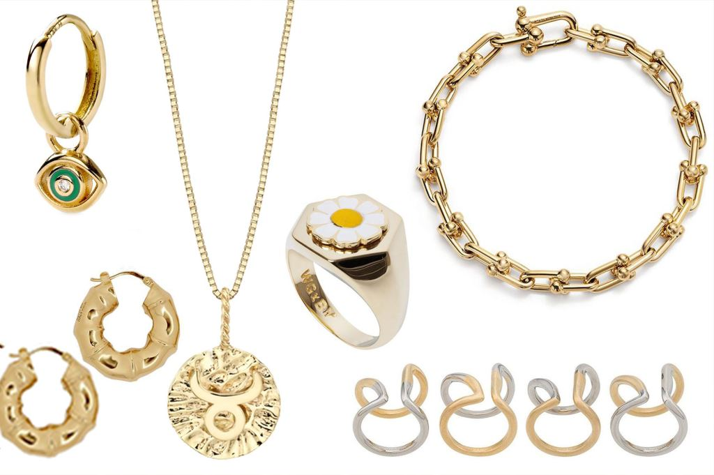 Making gold silver jewelry with jewelry casting equipment