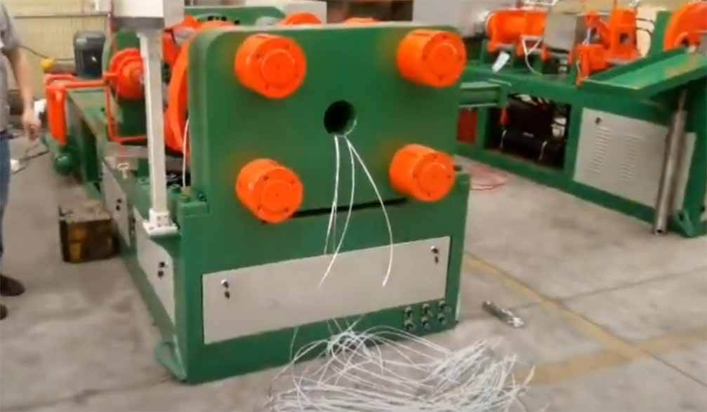Continuous Extrusion Machinery