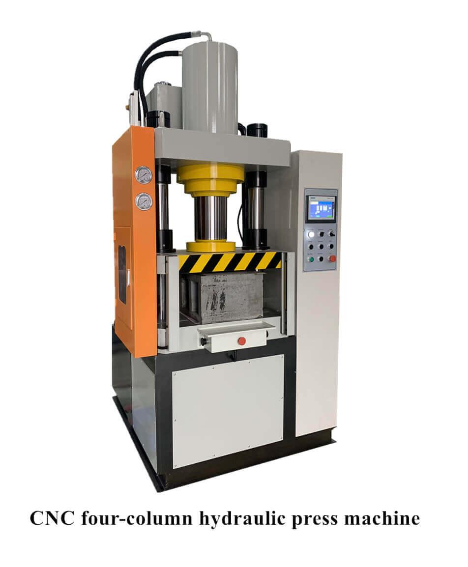 servo hydraulic press machine